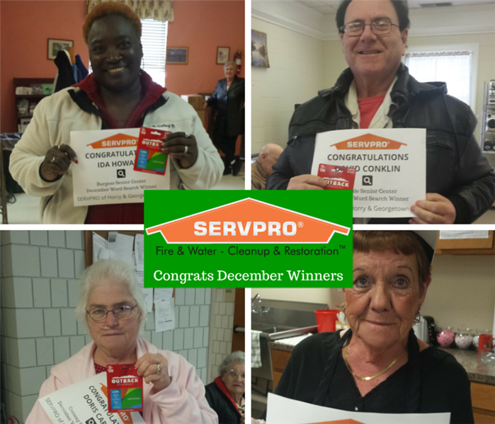 SERVPRO of Horry & Georgetown Co. Community Outreach