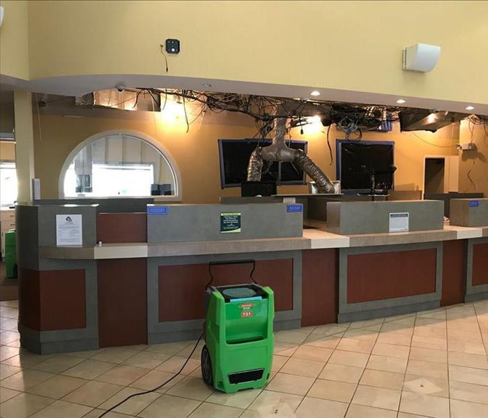 Mold Repair To Myrtle Beach Area Bank