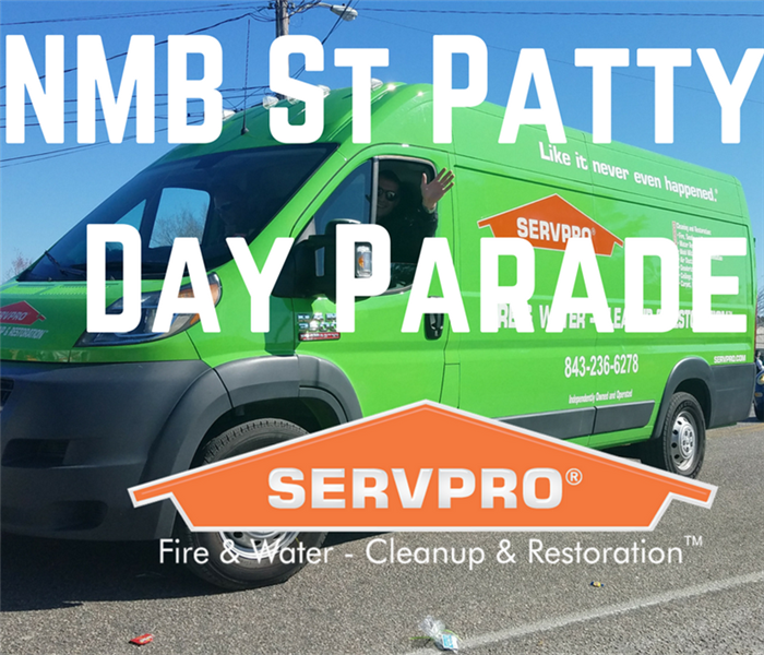 North Myrtle Beach St Patty S Day Parade Servpro Of East
