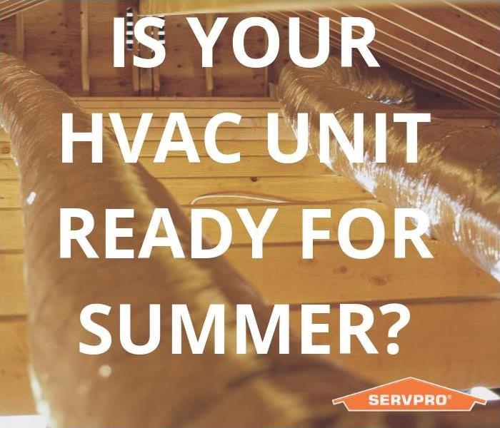 Building Services Is Your HVAC Unit Ready For Summer?