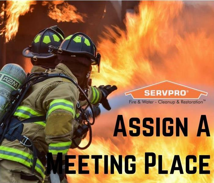 Fire Damage Assign A Meeting Place During Your Grand Strand Fire