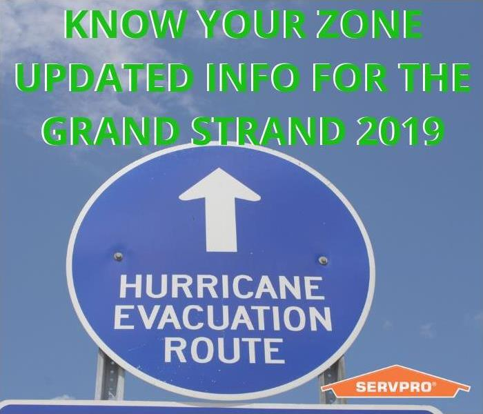Storm Damage Know Your Zone Updated Info For The Grand Strand 2019